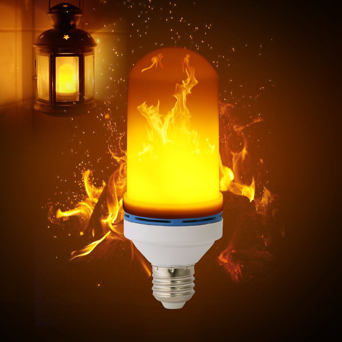 Flame bulblanmu flickering light bulboutdoor wall lightsexterior flame bulblanmu flickering light bulboutdoor wall lightsexterior wall lightsled flame effect light bulbs for outdoor wall lanternflickering fire bulb aloadofball Choice Image