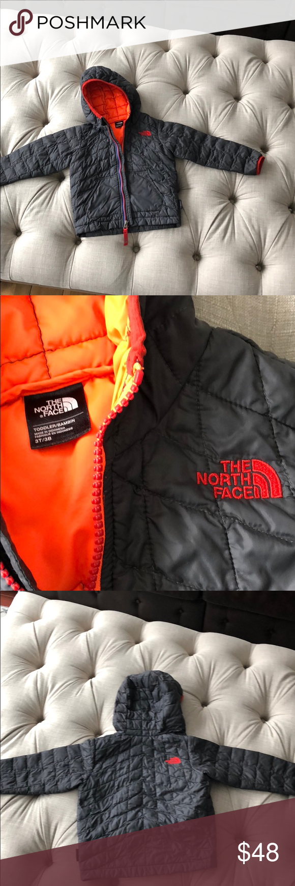 3t North Face Quilted Thermoball Coat Jacket Jackets North Face Thermoball Jacket Coats Jackets [ 1740 x 580 Pixel ]