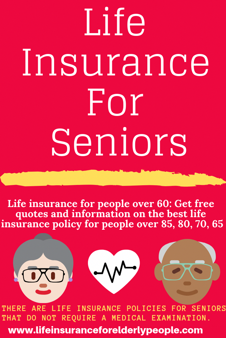 Life Insurance For Seniors Termlifeinsurance Premiums Are More Affo Affordable Health Insurance Life Insurance