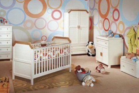 Fotos e ideas de decoración para la habitación del bebé