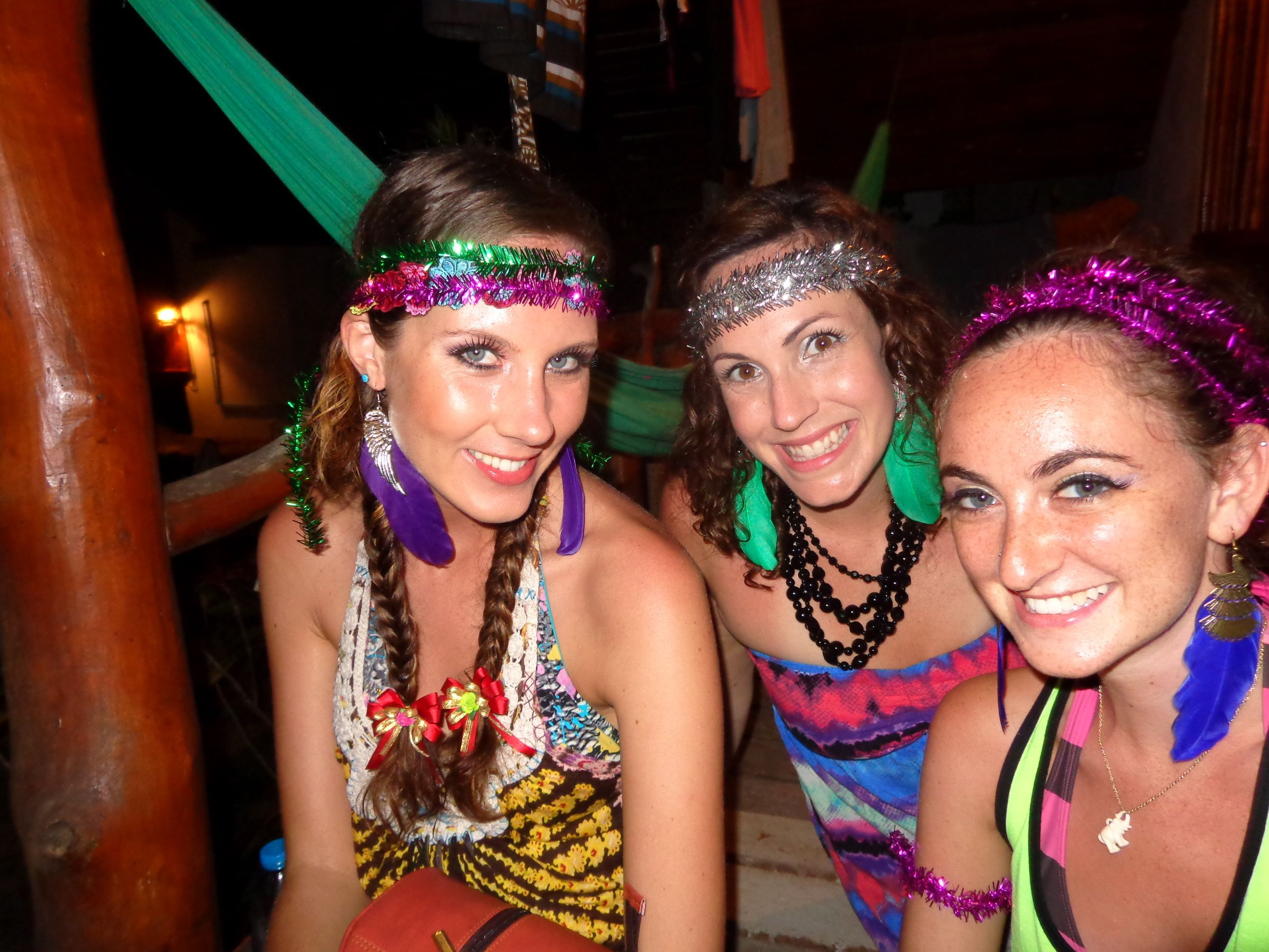 You Full moon party girls