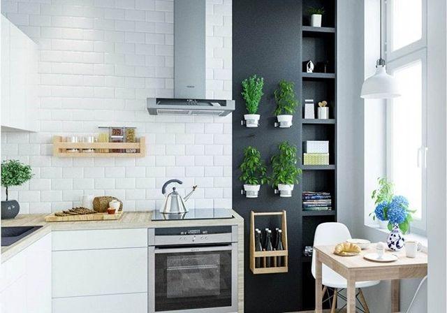cmo decorar una cocina pequea cocinas con estilo - Decorar Cocinas Pequeas
