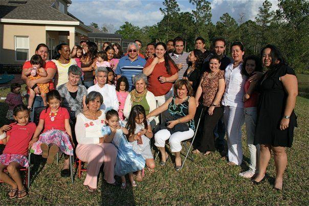 Familia Rodriguez en Miami