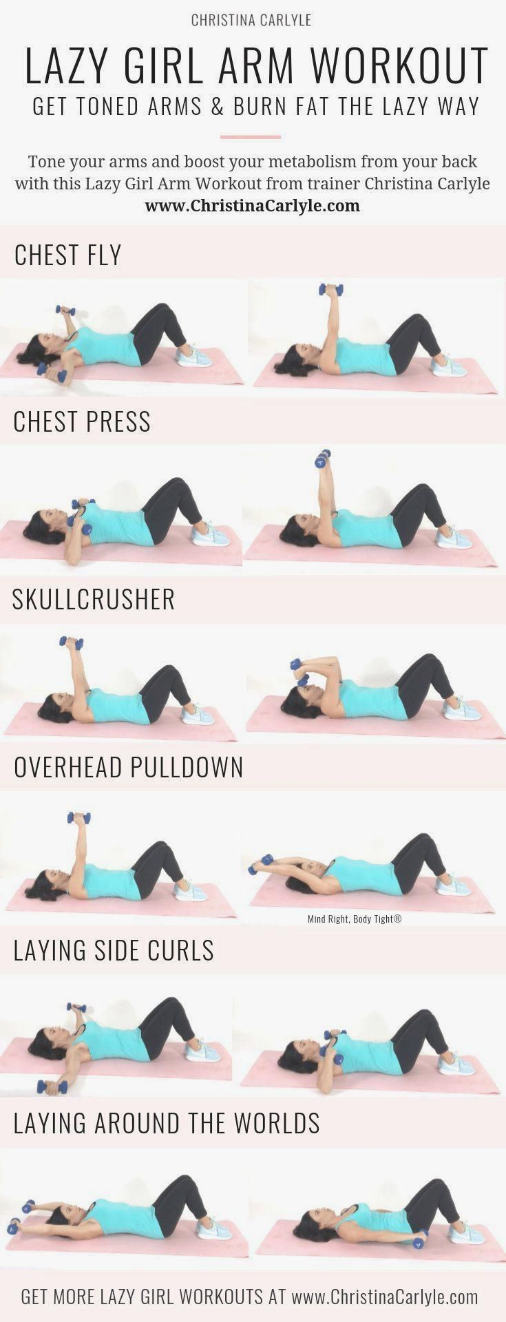 Photo of Lazy girl arm workout for taut arms the easy way fashion women – jogging