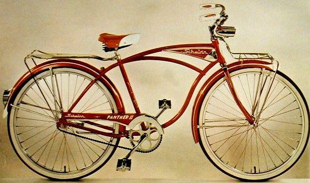 Schwinn History 1950 To 1959 Schwinn Bike Schwinn Bicycles