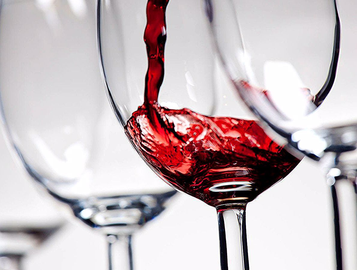 Dry Red Wines Big Tannins Are Literally Bigger Study Says In 2020 Dry Red Wine Red Wine Dry Wine