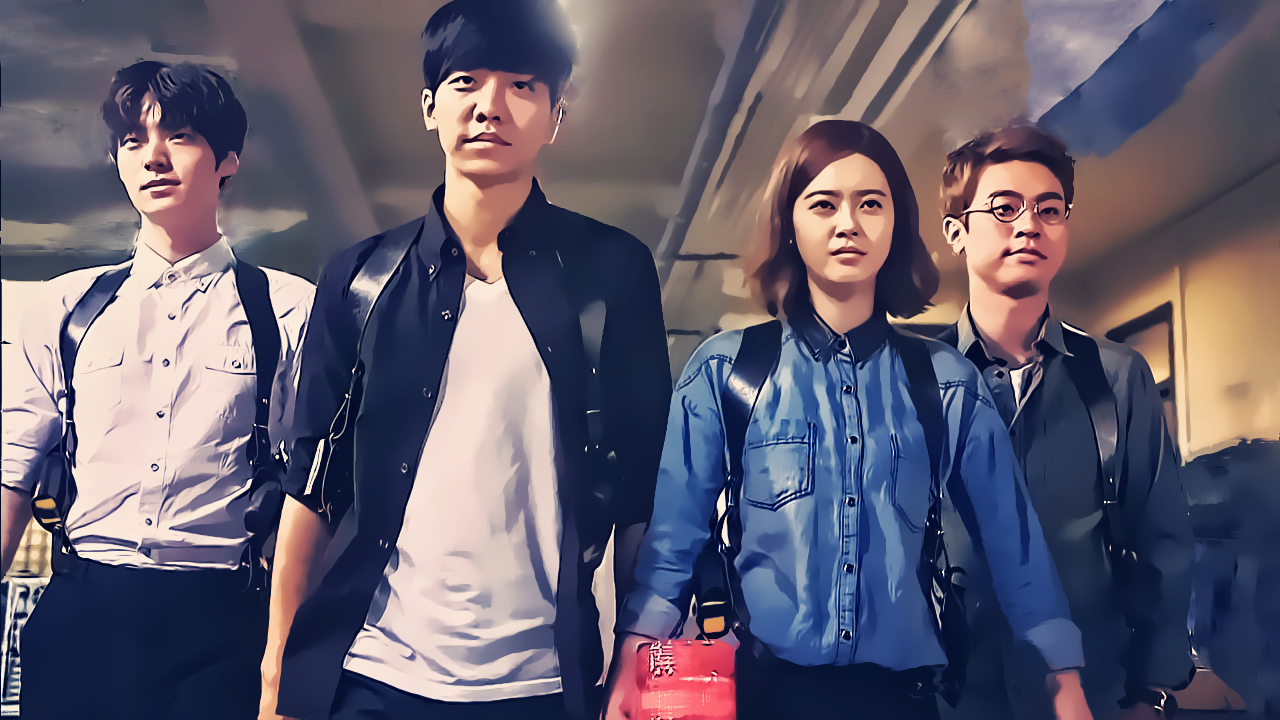 You Re All Surrounded You Re All Surrounded Korean Drama Drama