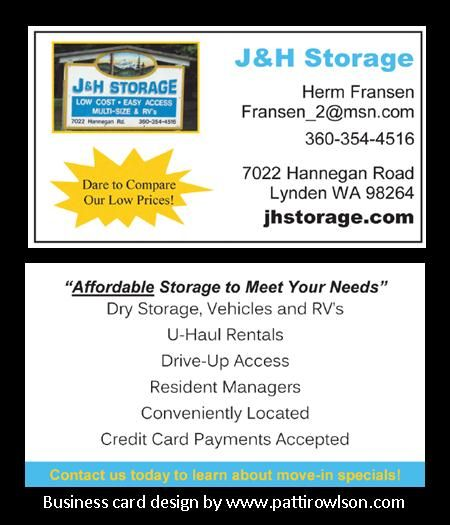 Business Cards For Storage Companies Pattirowlson Com Company Storage Business Card Design Affordable Storage
