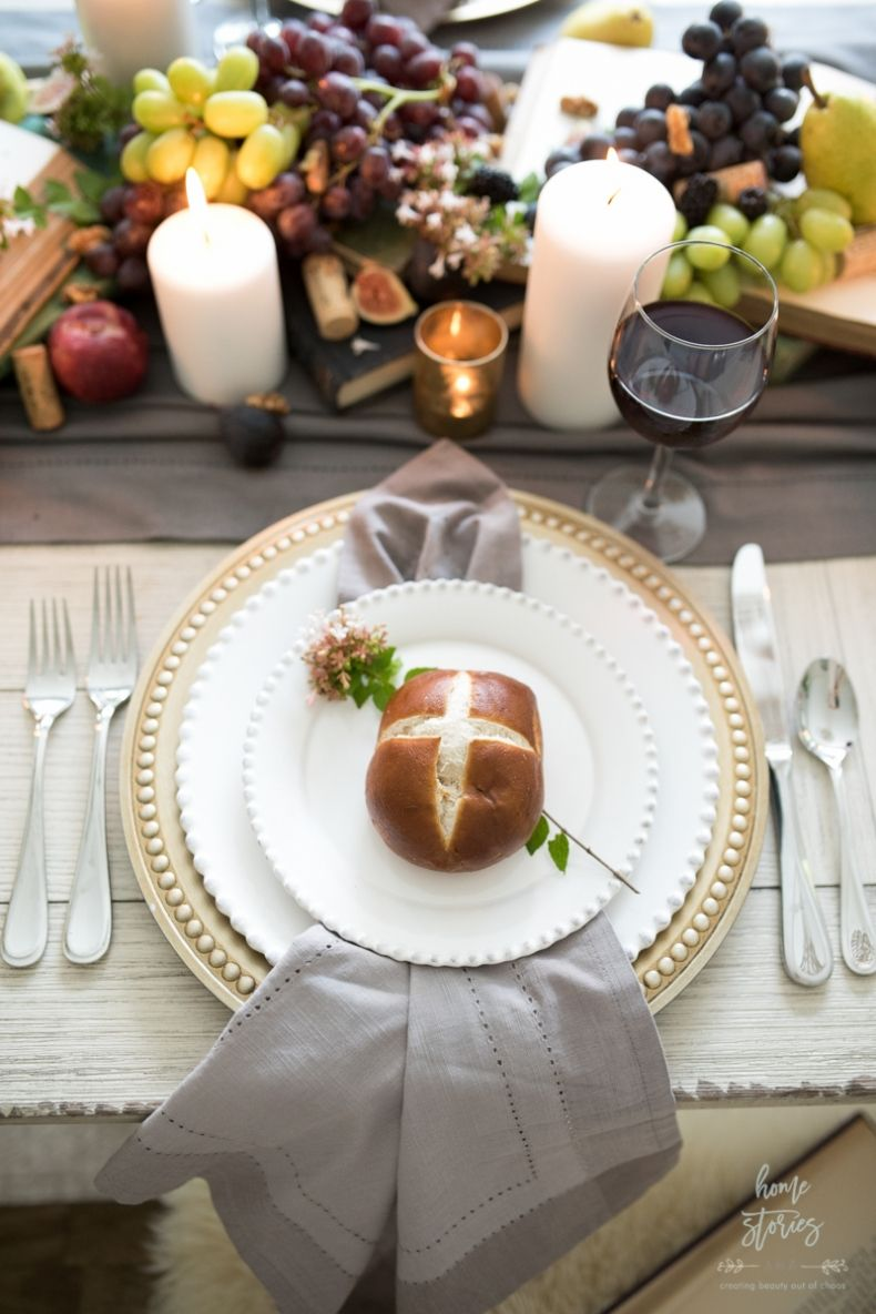 beautiful and bountiful early fall tablescape autumn rh pinterest it