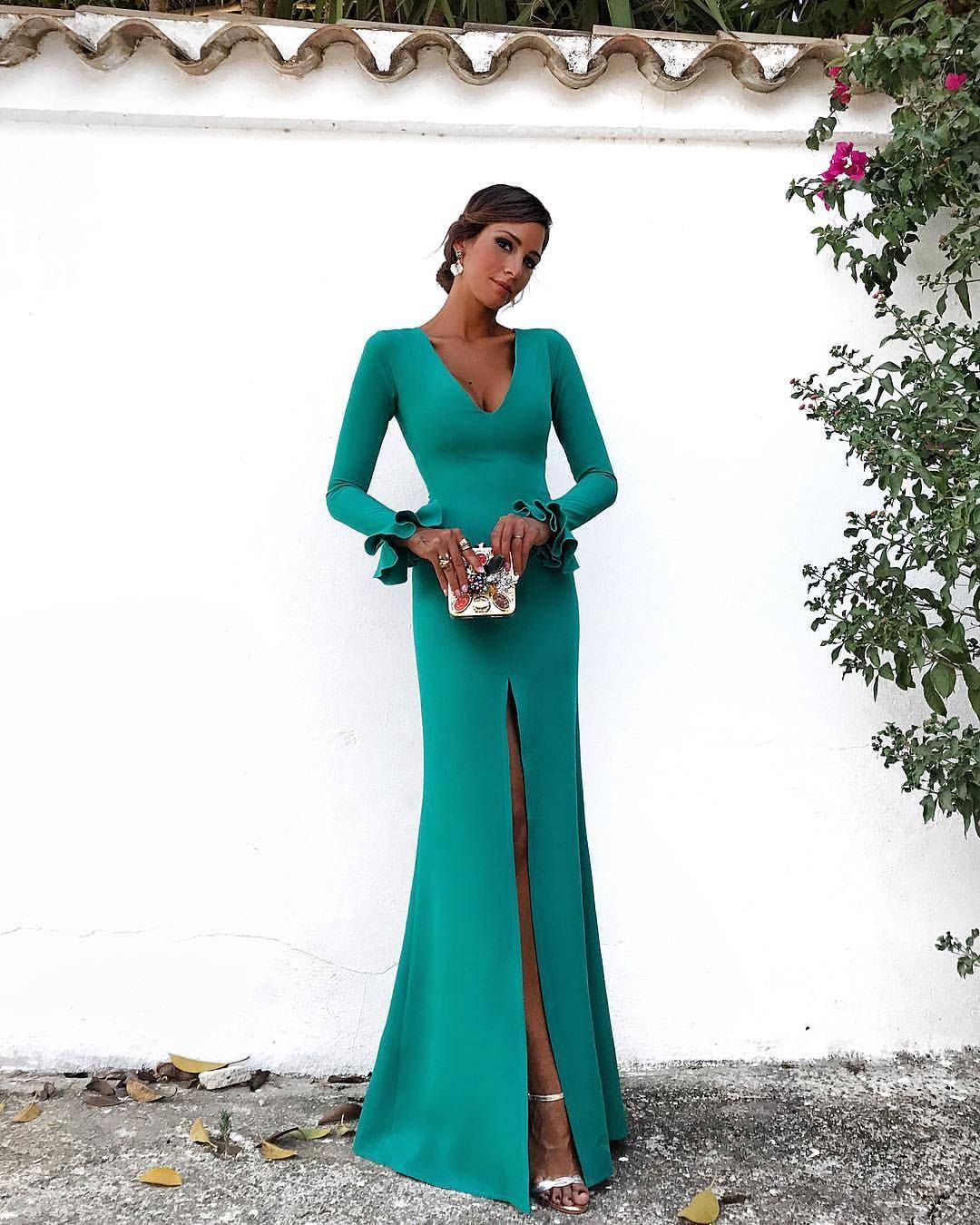 Pin de Elena Díaz-Valero en vestidos fiesta | Pinterest | Rocio ...
