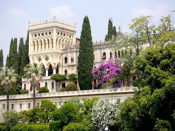 Gardasee Insel Mediterrane Gärten Pinterest Mediterraner - garten mediterran anlegen