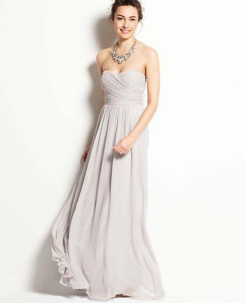 Aretes para vestido de novia strapless