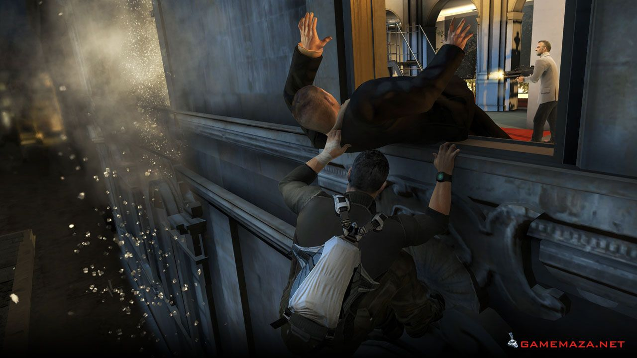 Splinter Cell Conviction to last 30-35 hours altogether
