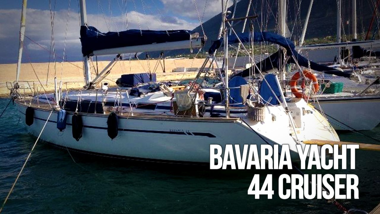 Bavaria yacht 44 cruiser | Barca a vela usata del cantiere Bavaria. Crui...