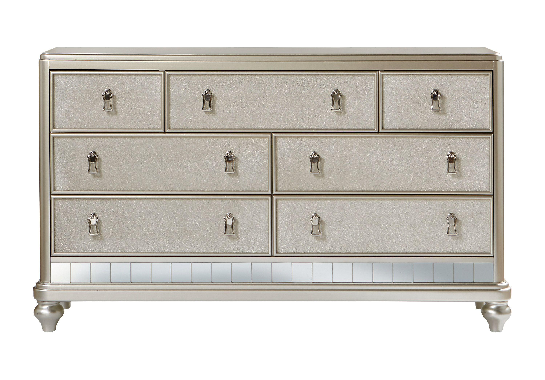 Sofia Vergara Paris Silver Dresser Dressers Colors