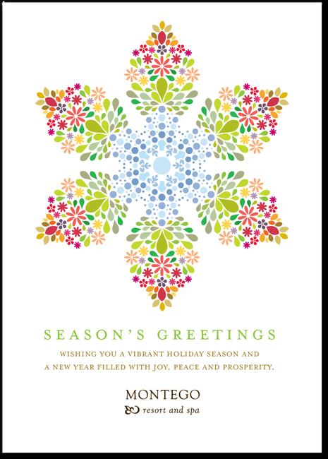 All season snowflake business holiday card designs from tiny prints all season snowflake business holiday card designs from tiny prints colourmoves