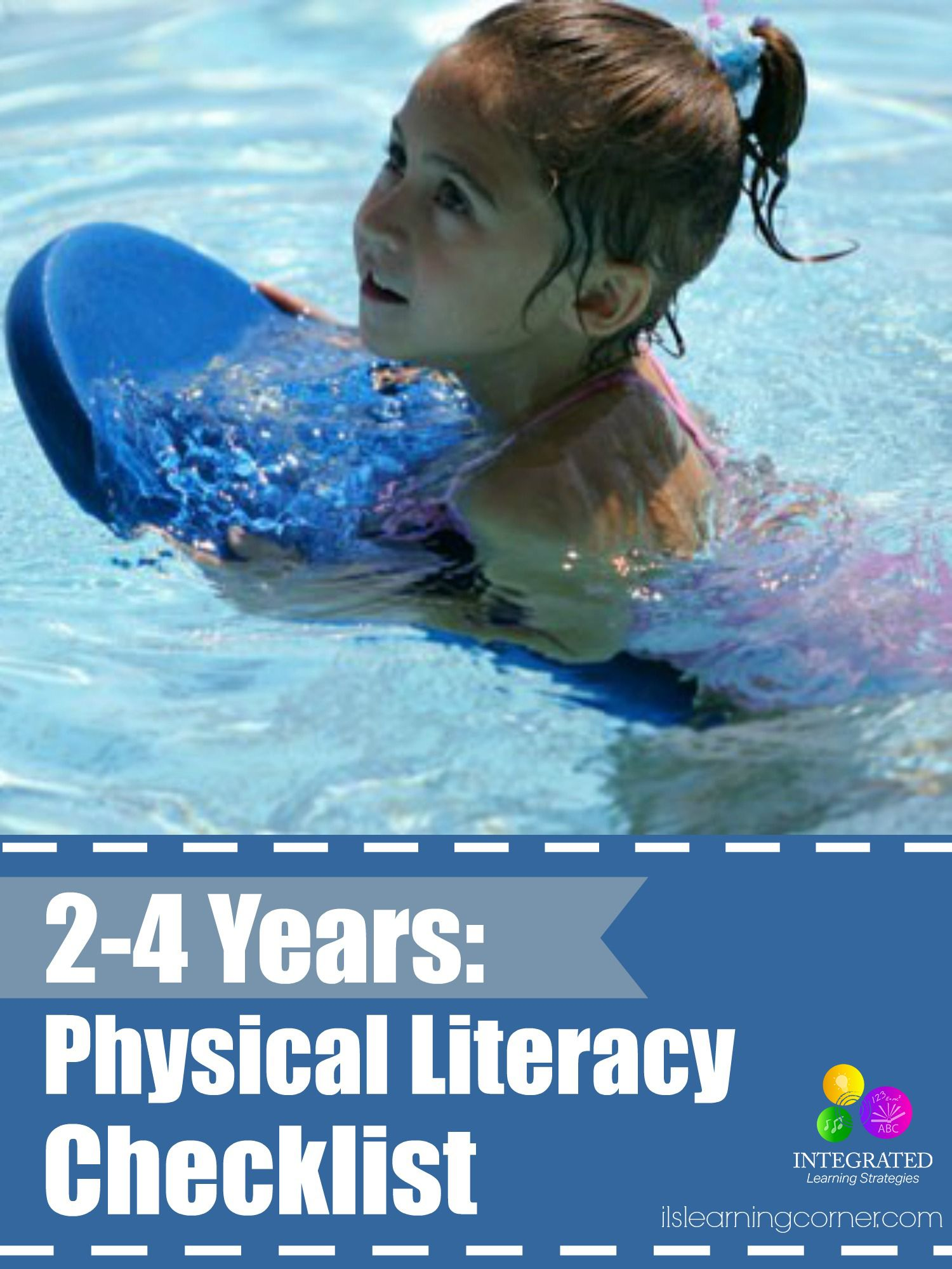 Physical Literacy Checklist 2 4 Years