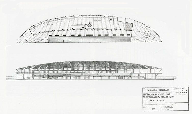 Canòdrom Meridiana - BONET