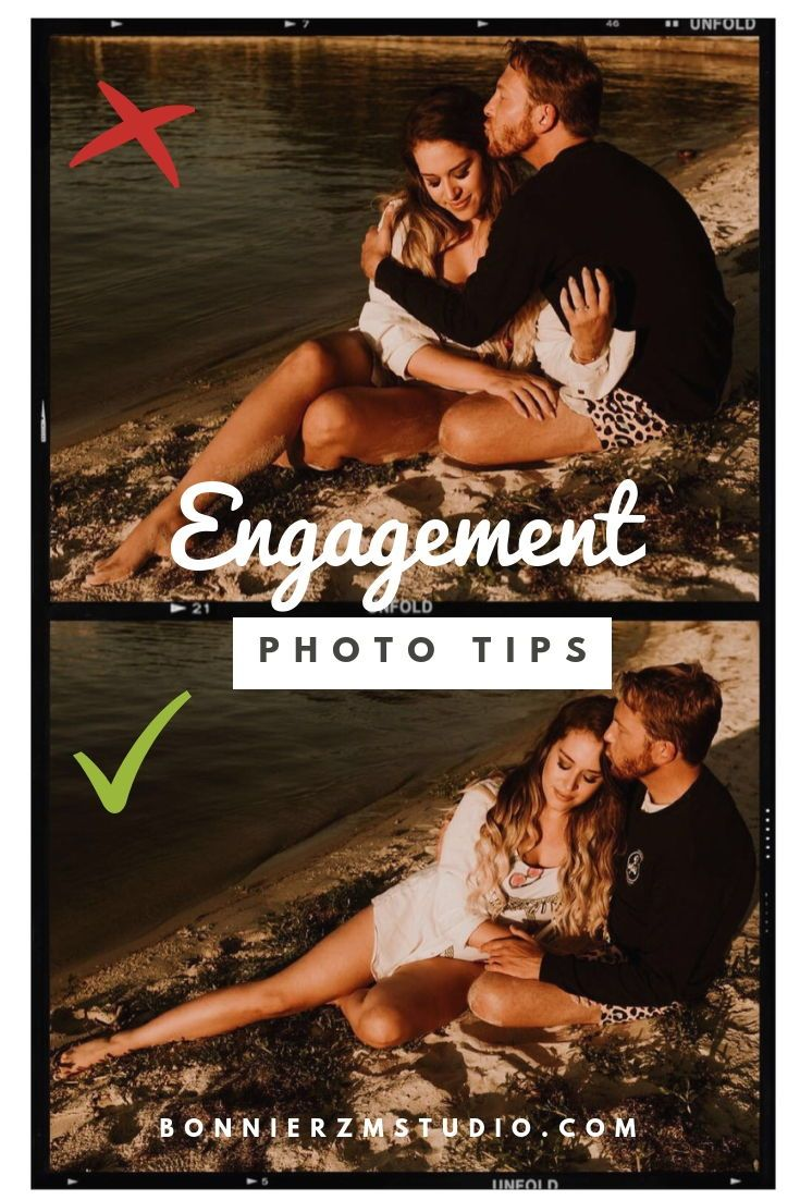 Couples photo tips for your engagement session