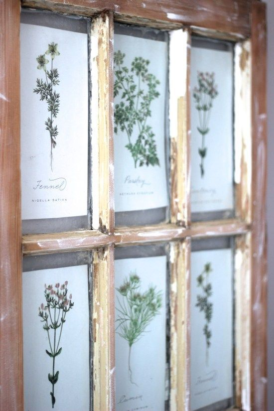 Diy Crafts Ideas : Vintage Flower Art   Https://diyloop.com/