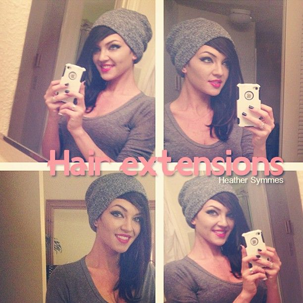 Saschaswifey Clip In Hair Extensions From Sallys Webstagram