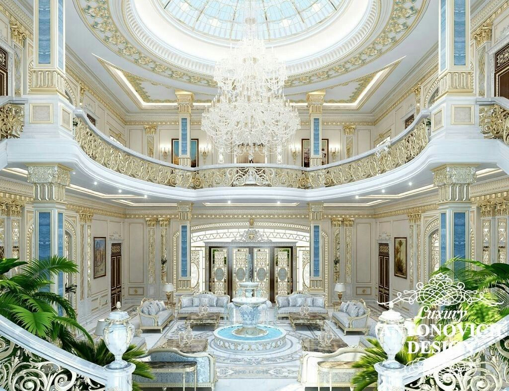 Luxury antonovich design luxury homes pinterest for Mansion interior design
