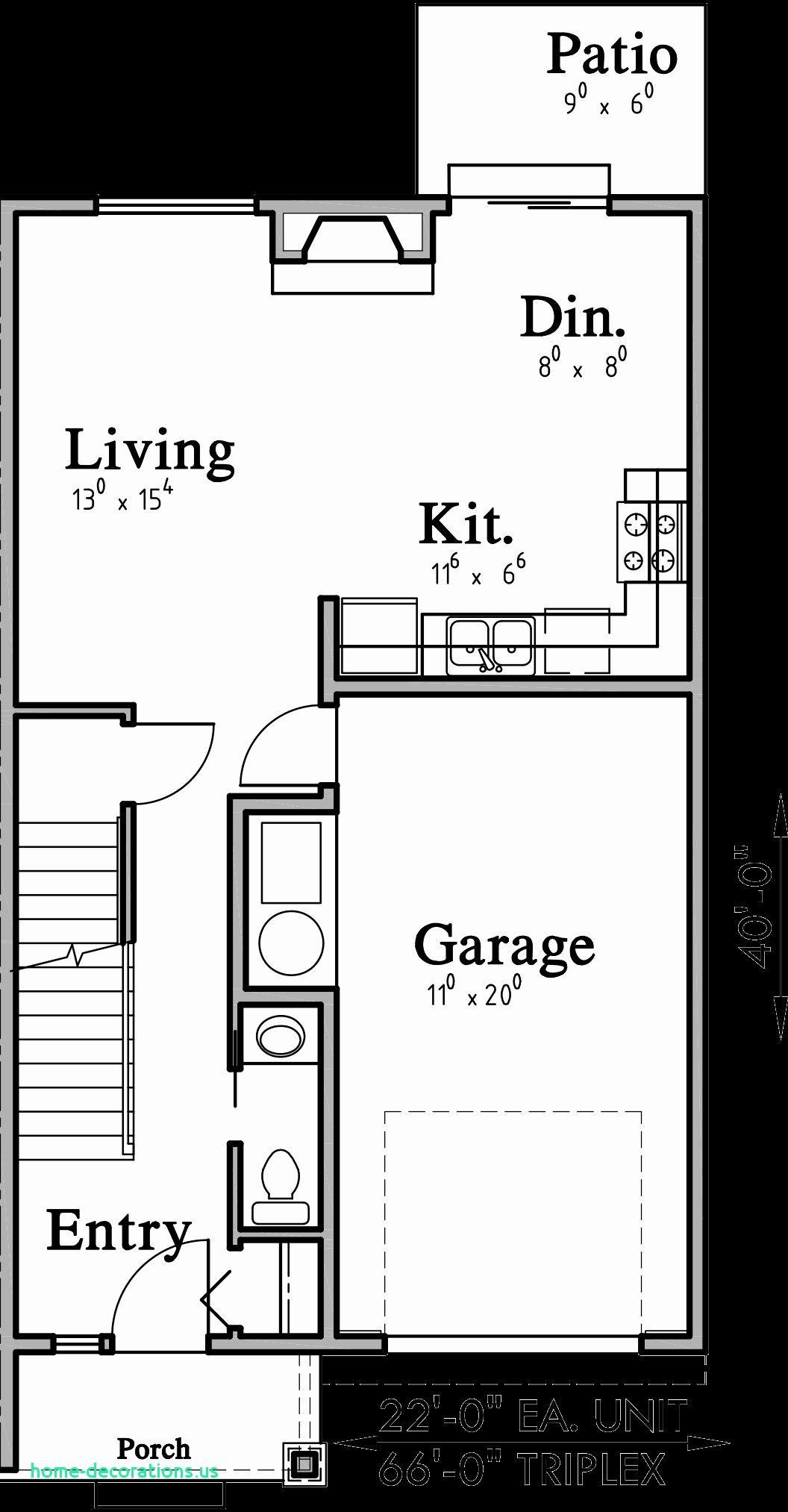 Unique Housing Plan Design Free