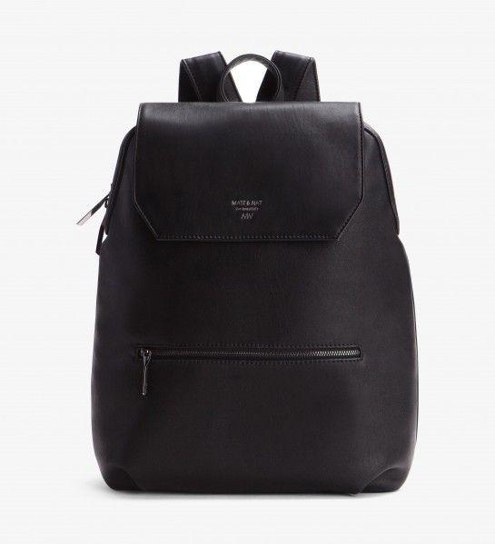 PELTOLA - BLACK - backpacks - handbags