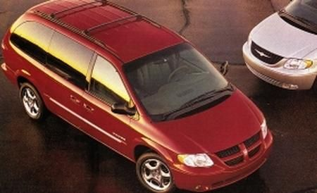 2001 Dodge Caravan Chrysler Voyager And Chrysler Town And