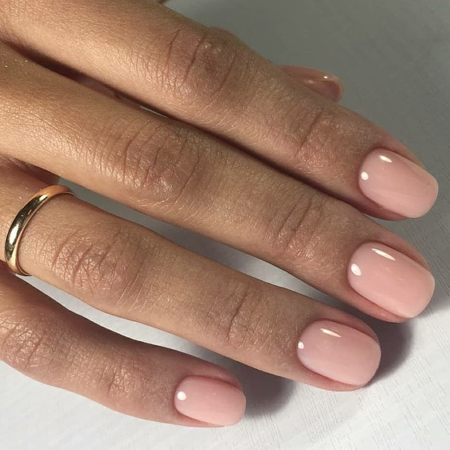 Monica Gabriela (@itsmsmonica) This Nail Color Perfect For