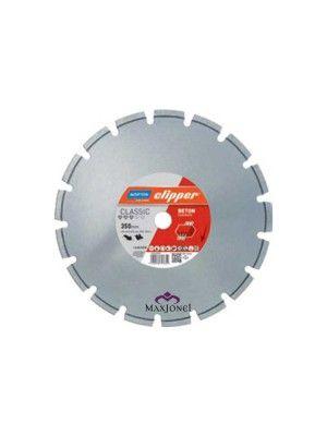 Disc diamantat Norton Clipper Classic Beton  300x20 mm