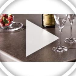 Sieger Boulevard Klapptisch 115x70 Cm Stahl Mecalit Champagner