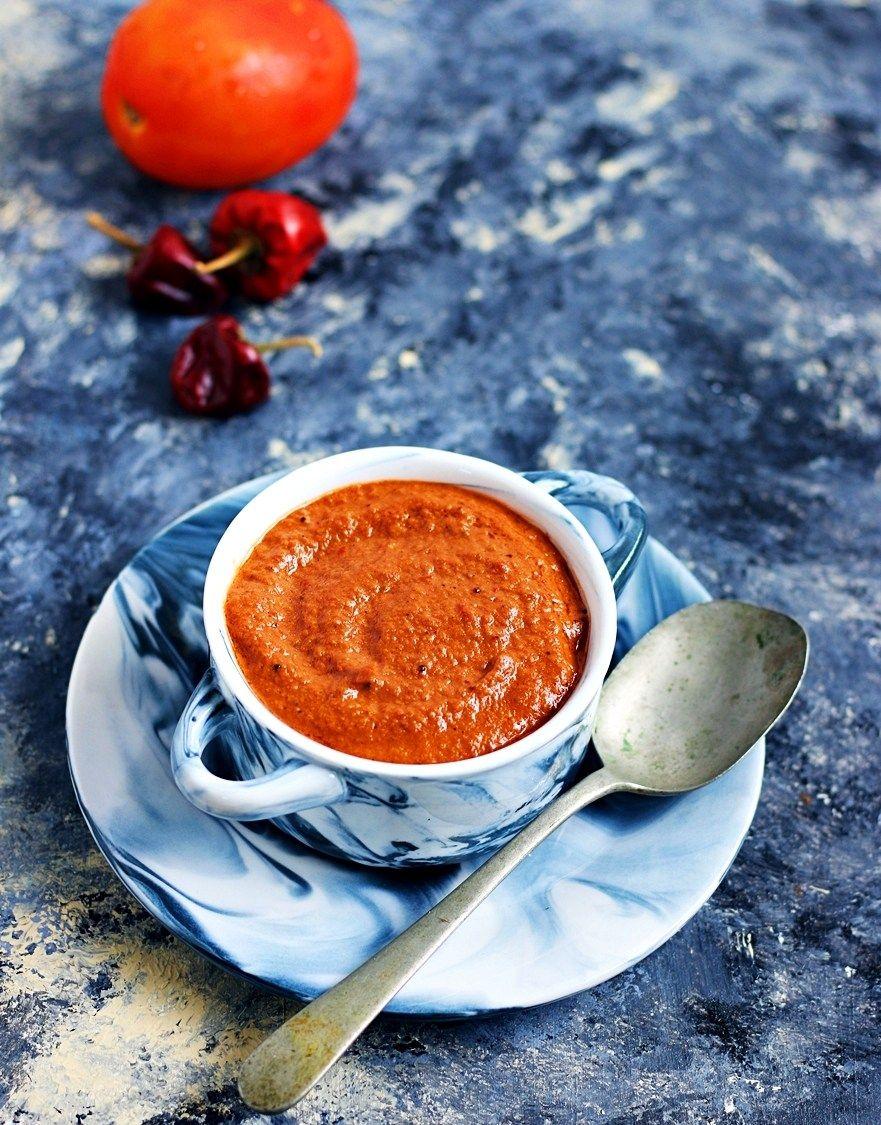 red cchutney recipe | chutney & Dips | Pinterest | Chutney, Coconut ...