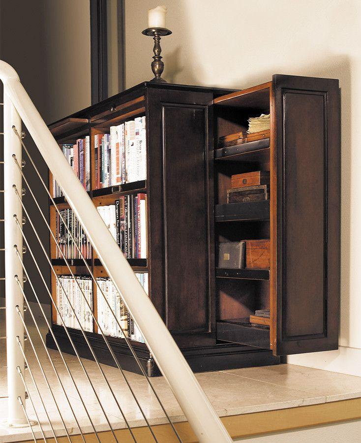 Expanding Prohibition-Era Bookcase http://www.timberwolfbay.com/products/expanding-prohibition-era-bookcase
