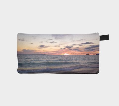 Lake Superior Agawa Bay Sunset 1 Pencil Case