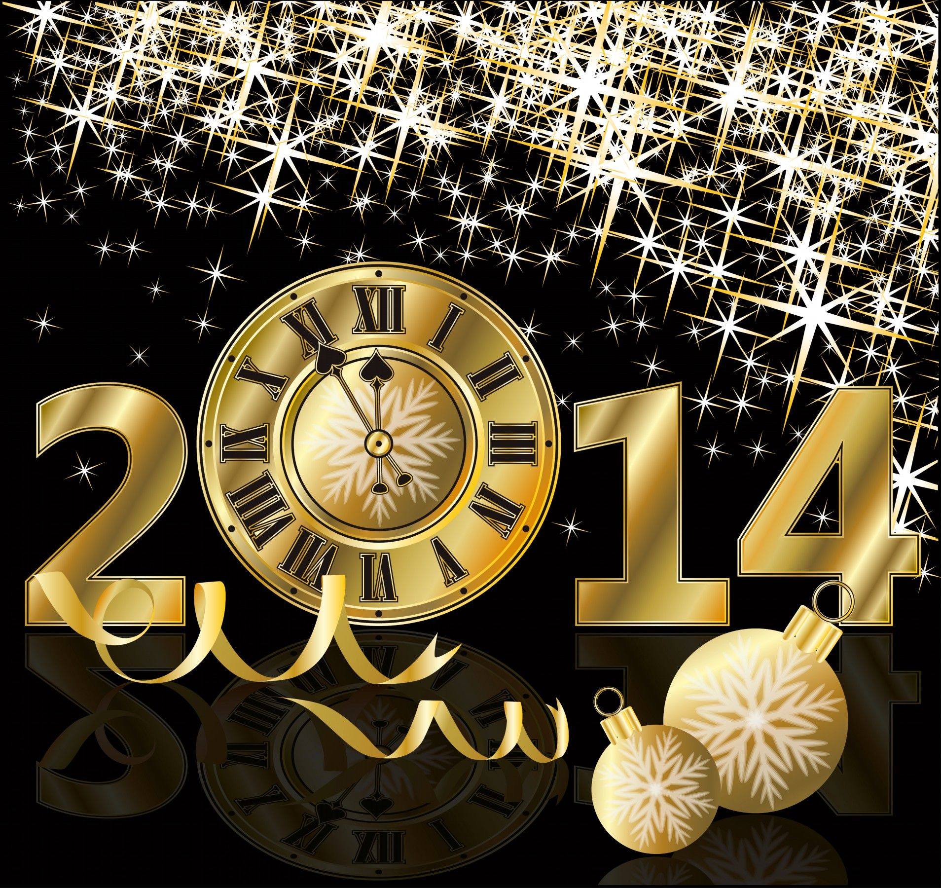 Happy new year 2014 greeting cards days months holidays etc happy new year 2014 greeting cards m4hsunfo
