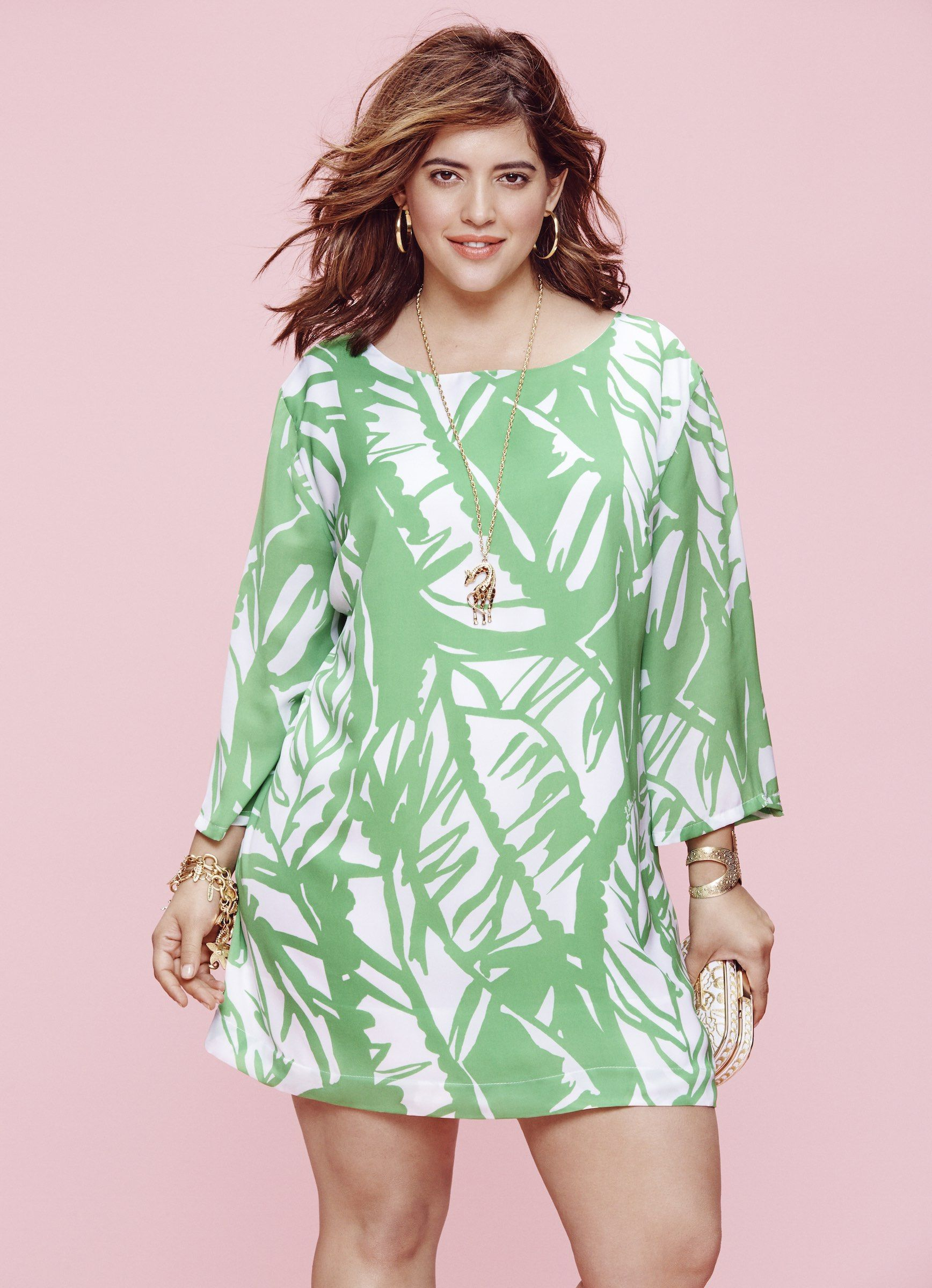 27a1379a0da67 Target Releases the Lilly Pulitzer LookBook with Plus Size Looks ...
