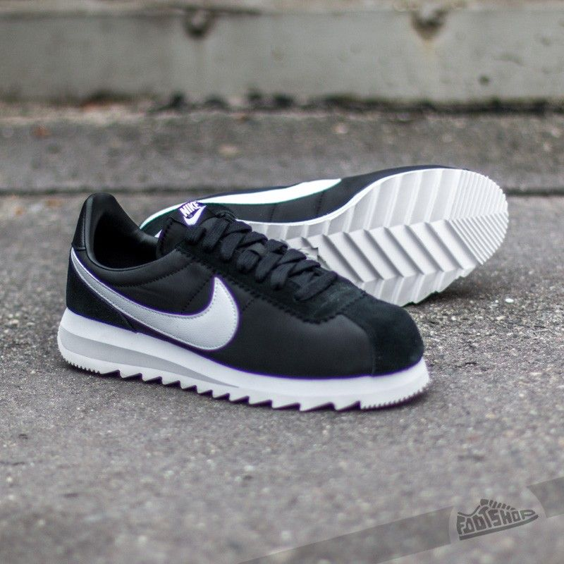 best sneakers 7b1b1 96ce8 Nike Wmns Classic Cortez Epic Black White- Neutral Grey