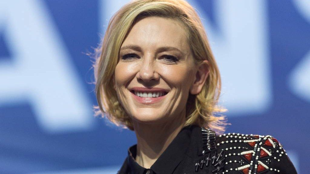 Leading role for Cate Blanchett in series Mrs. America