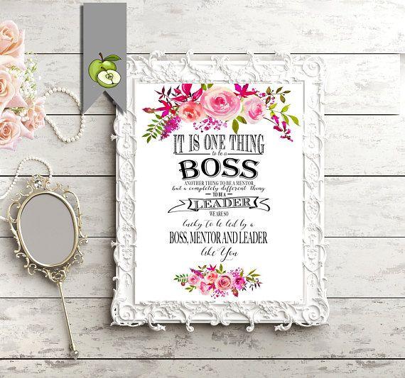printable boss appreciation day gift boss week boss card