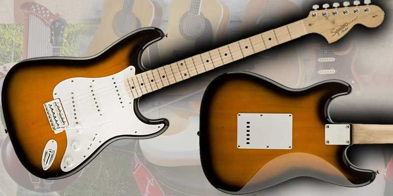 Fender Squier Affinity Stratocaster Review Best Electric Beginner Guitar Electric Guitar Lessons Fender Squier Affinity Squier