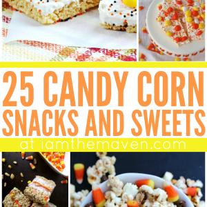 Candy Corn Snacks