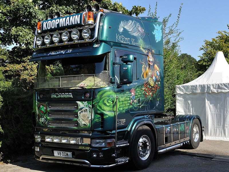3 Truckfestival Bei Gunter Pille In Lohne Trucks Show Trucks Customised Trucks