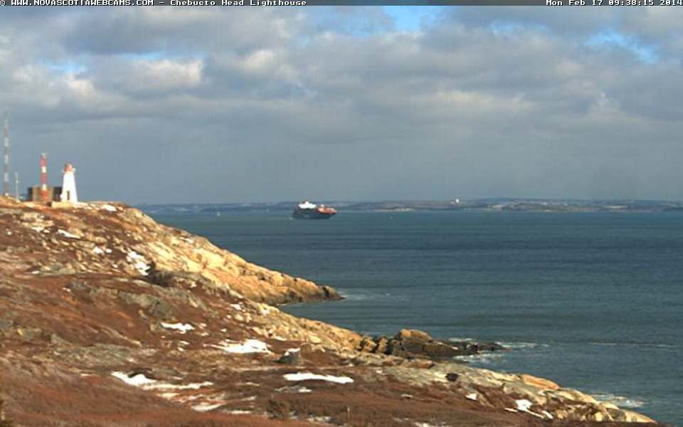 Nova Scotia Webcams - Chebucto Head | Halifax