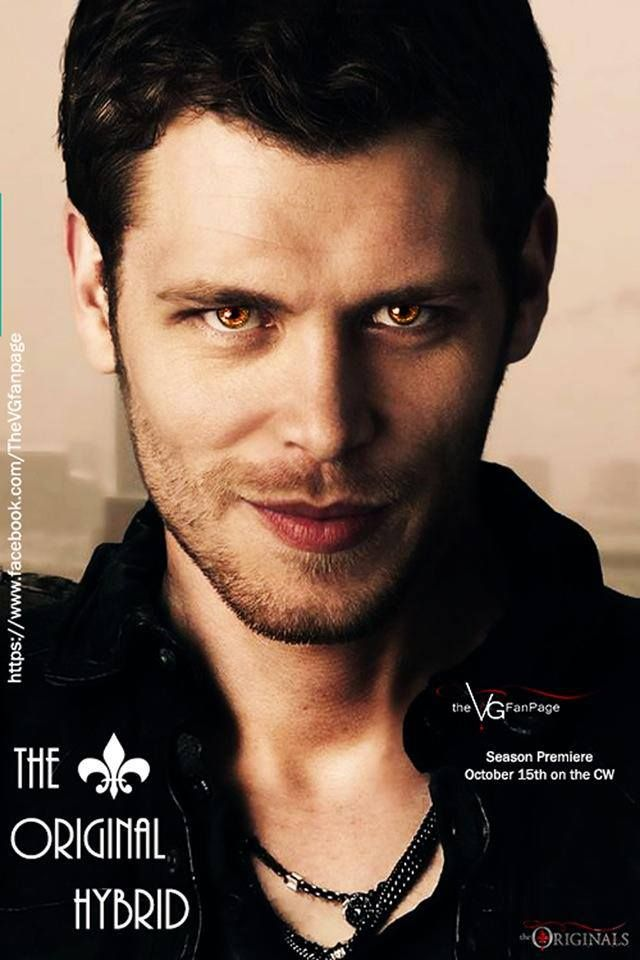 5fc5a2236cf1 Klaus Mikaelson... the Original Hybrid From The T.V Series The Originals