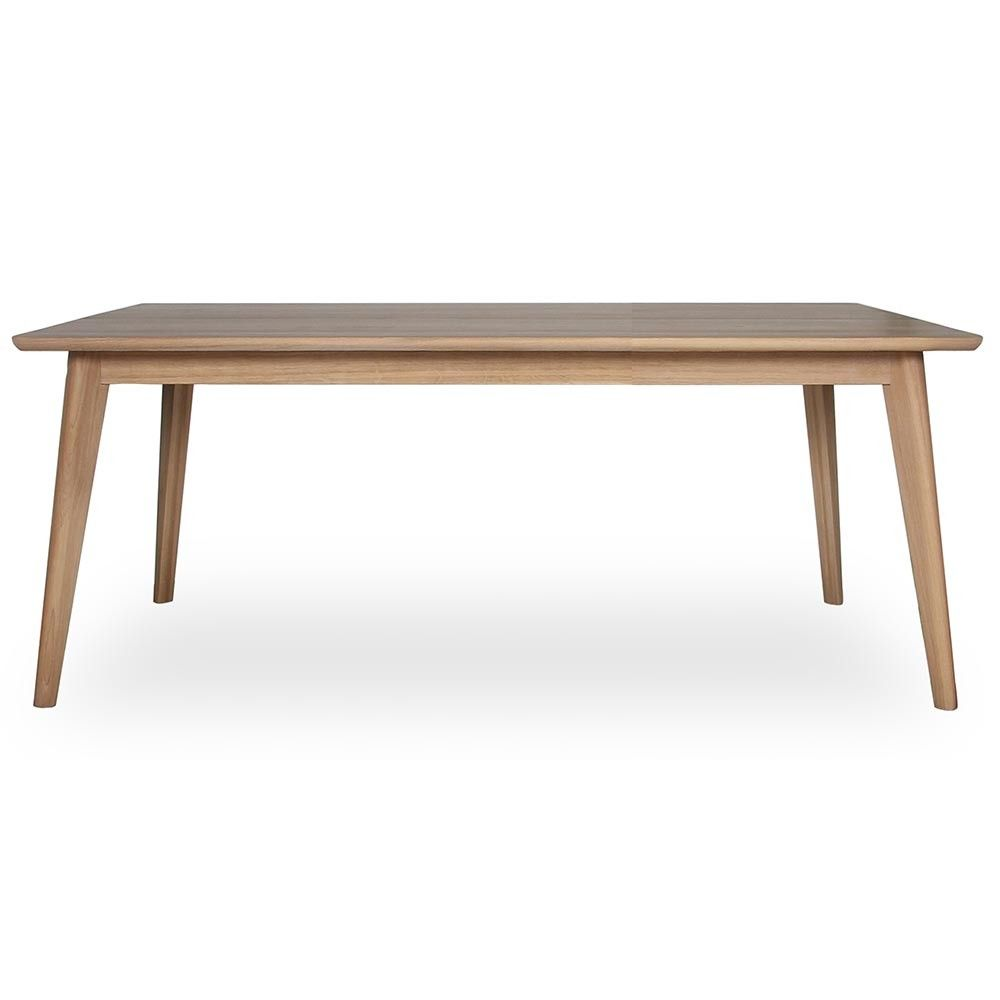 Awe Inspiring Vincent Sheppard Dan 200Cm X 100Cm Oak Table Oak Table Gmtry Best Dining Table And Chair Ideas Images Gmtryco