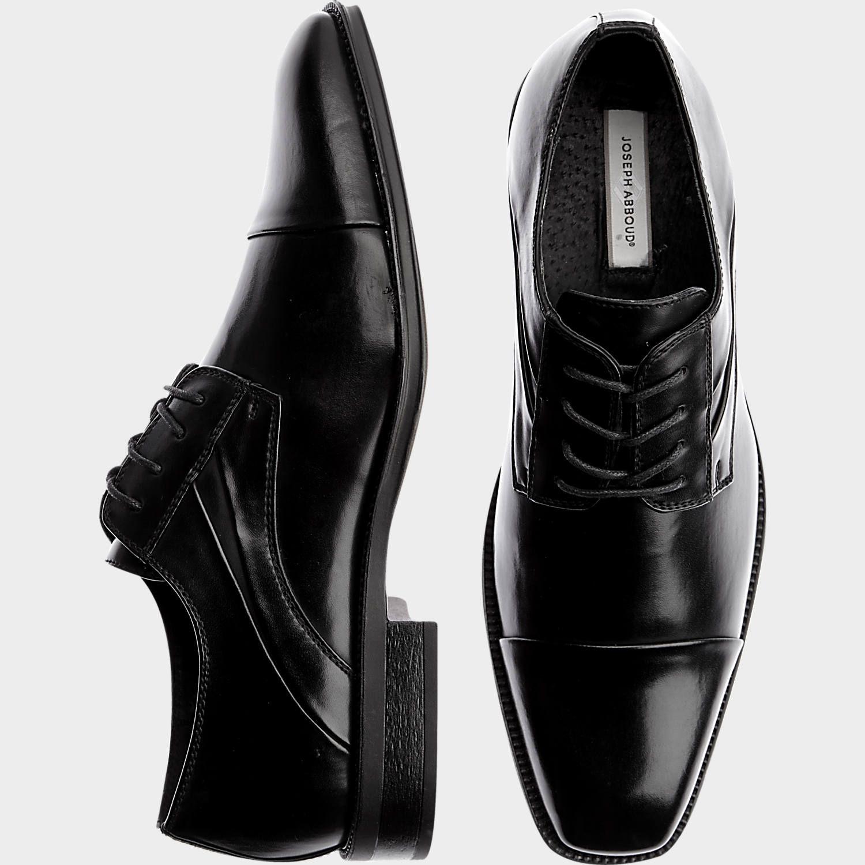 Joseph Abboud Mirage Black Lace Up Shoes Men S Shoes Men S Wearhouse Dress Shoes Men Black Lace Up Shoes Dress Shoes [ 1500 x 1500 Pixel ]