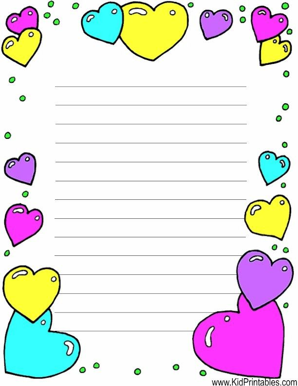 This is an image of Crazy Printable Stationary for Kids