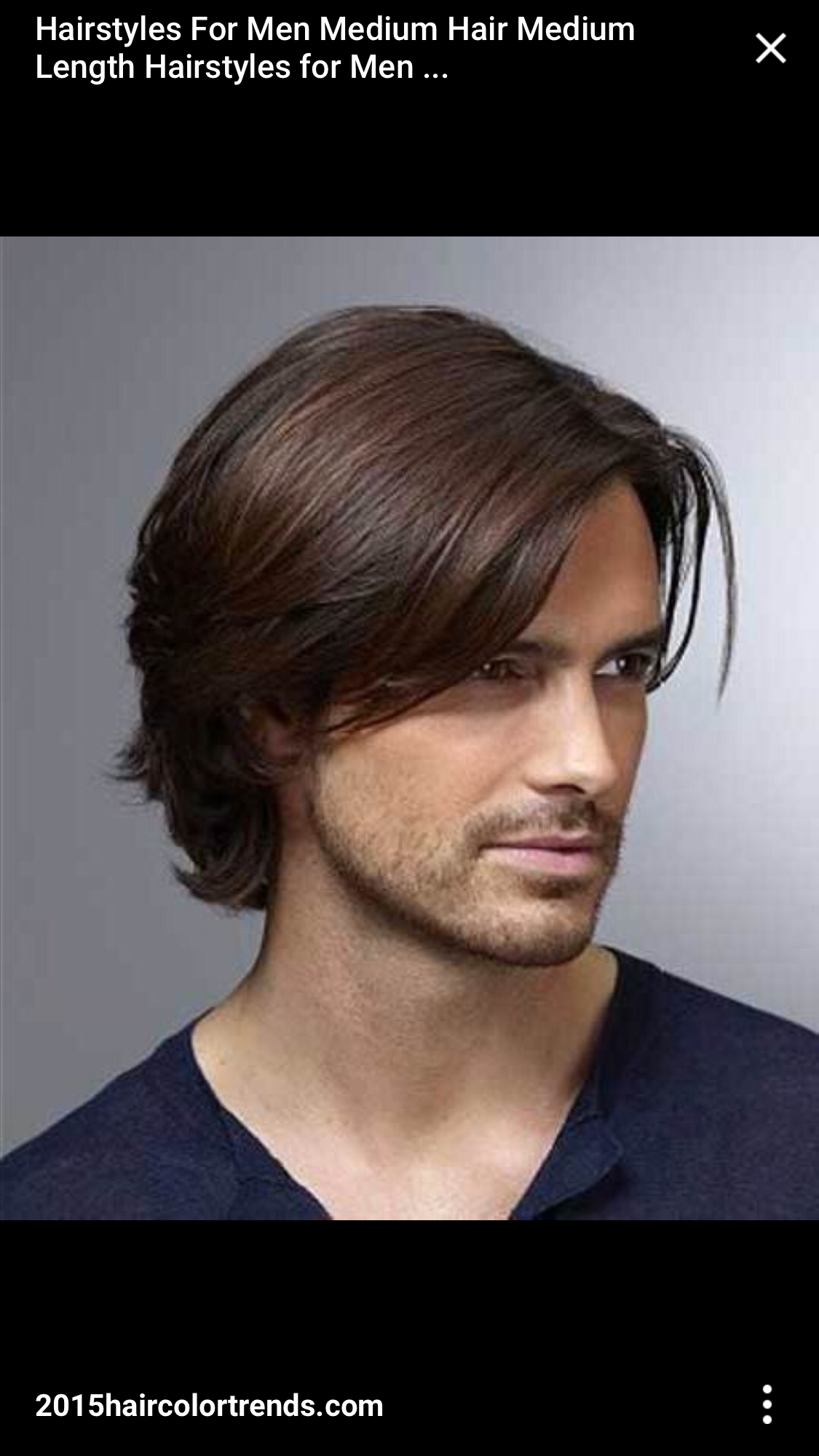 Pin by amit alcoholic on men hair style pinterest haircuts