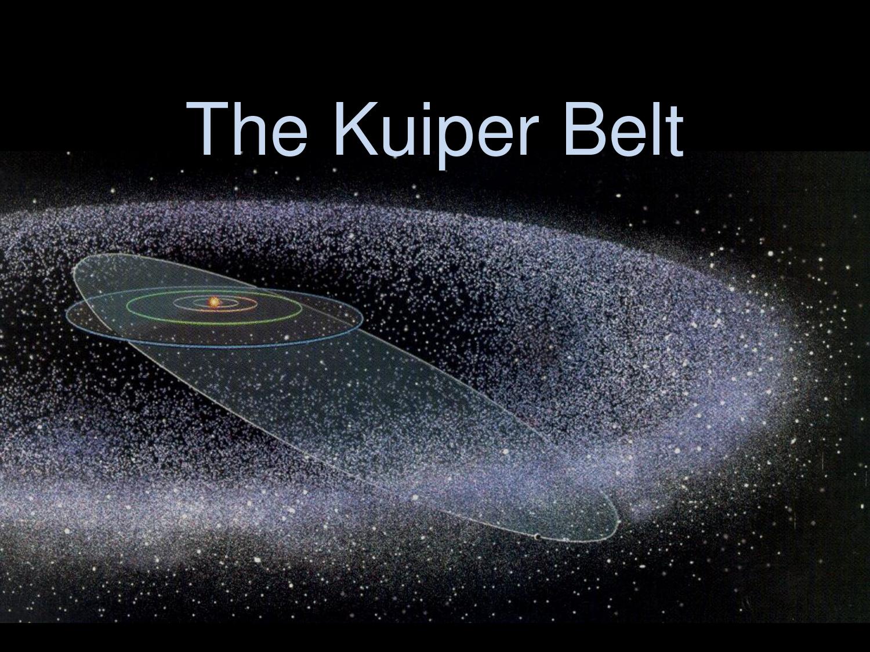 El cinturón de Kuiper en los límites del sistema solar ...